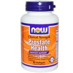NowFoods Prostate Health Clinical Strength 90 Softgels