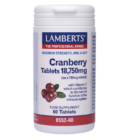 Lamberts Cranberry 18,750mg 60tabs
