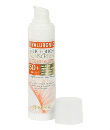 Froika Hyaluronic Silk Touch Sunscreen Tinted SPF50+ 40ml