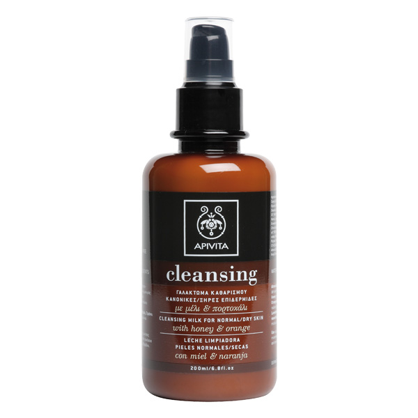 Apivita Cleansing Γαλάκτωμα καθαρισμού