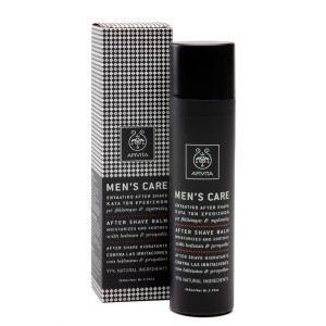 Apivita Men's care Ενυδατικό Αfter shave κατά των ερεθισμών