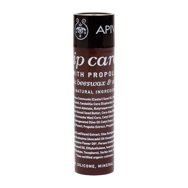 Apivita Lip care Propolis Φροντίδα χειλιών με πρόπολη 4.4gr
