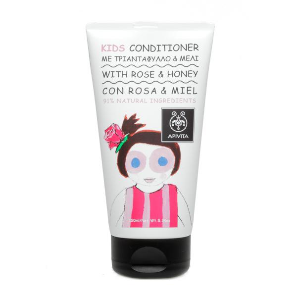Apivita Kids Conditioner Παιδικό μαλακτικό μαλλιών