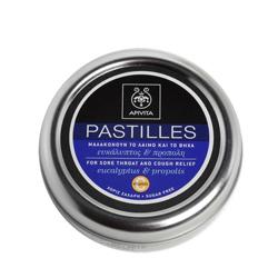 Apivita Pastilles Παστίλιες με ευκάλυπτο & πρόπολη 45g