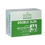 Doctor's formulas double slim φόρμουλα αδυνατίσματος 60 ταμπλέτες