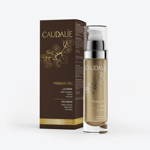 Caudalie Premier Cru the cream 50 ml- Κρέμα για προστασία από πρόωρη γήρανση