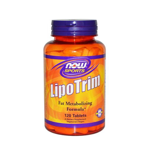 Nowfoods Nowsports Lipotrim Fat Metabolizing Formula Φόρμουλα για μεταβολισμό