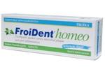 Froident homeo spearmint flavor 75ml. Ομοιοπαθητική οδοντόκρεμα με γεύση δυόσμο.