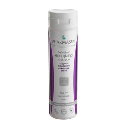Pharmasept Tol Velvet energizing shampoo normal 250ml.
