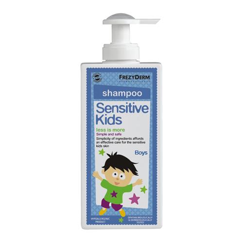 Frezyderm Sensitive kid's shampoo Boy 200ml