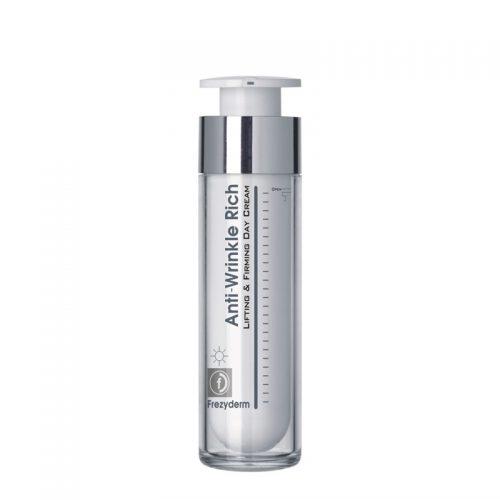 Frezyderm Anti-wrinkle Rich Day Cream (45+) 50ml Αντιρυτιδική κρέμα ημέρας για το πρόσωπο και το λαιμό