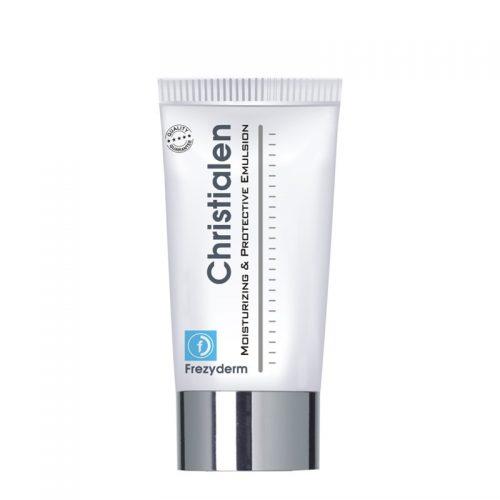 Frezyderm Christialen Emulsion 100ml Πλούσιο ενυδατικό γαλάκτωμα σώματος με διακριτικό άρωμα