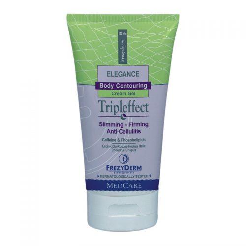 Frezyderm Tripleffect Cream Gel 150ml Λιπολυτική, συσφικτική, αντικυτταριτιδική