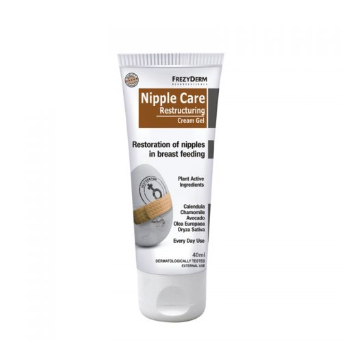 Frezyderm Nipple Care Restructuring Cream - Gel 40ml