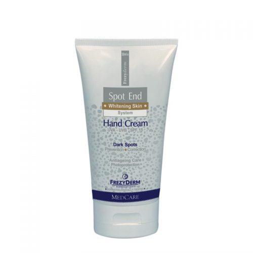 Frezyderm Spot End Hand Cream 50ml Λευκαντική κρέμα χεριών