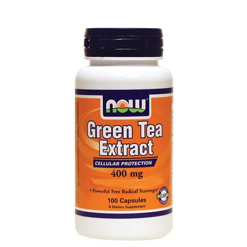 Nowfoods Green tea extract 400mg 100caps