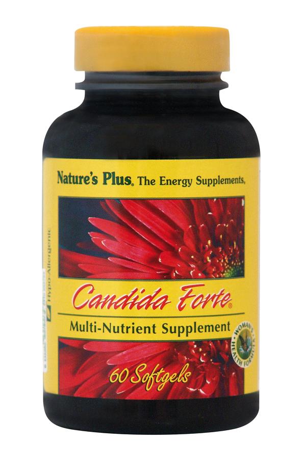 Nature's Plus Candida Forte