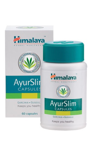 Himalaya Ayurslim 60caps- Απώλεια σωματικού βάρους με φυσικό τρόπο