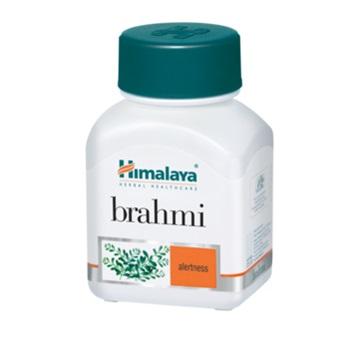 Himalaya Brahmi (Bacopa) 60caps-Βελτίωση νοητικής λειτουργίας