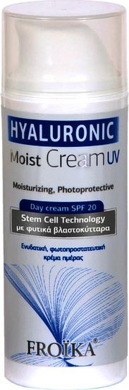 Froika Hyaluronic Moist Cream UV SPF20 50ml