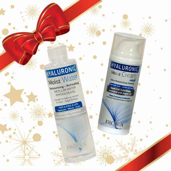 Froika Hyaluronic Moist Cream rich 50ml & Moist Water 200ml