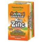 Nature's Plus Animal Parade KidZinc Lozenges 90 Παστίλιες