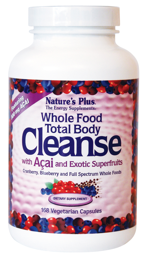 Nature's plus Total Body Cleanse