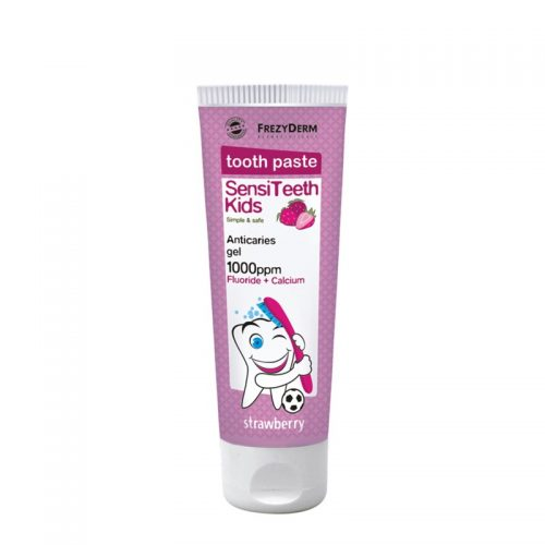 Frezyderm Sensiteeth Kid's Toothpaste 1000ppm 50ml
