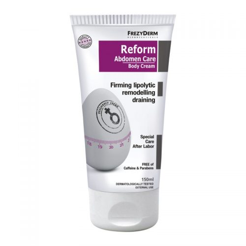 Frezyderm Reform Abdomen Body Care Cream 150ml