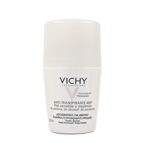 Vichy Deodorant  Antitranspirante 48h roll on